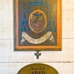 Antica Corte Pallavicina - Stemma Camera Abati