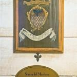 Antica Corte Pallavicina - Stemma Camera Vito Modesto