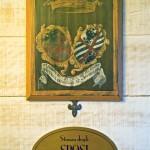 Antica Corte Pallavicina - Stemma Camera Sposi