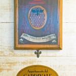 Antica Corte Pallavicina - Stemma Camera Cardinale